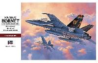 ハセガワ1/48 飛行機 PTシリーズF/A-18A/C ホーネット