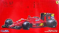 フジミ1/20 GPシリーズフェラーリ F1-87 アーリータイプ (前期型)