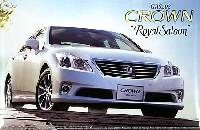 アオシマ1/24 ザ・ベストカーGTGRS202 クラウン ロイヤルサルーン '10
