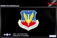SR-71A ブラックバード アメリカ空軍 第9戦略偵察航空団 第2分遺隊