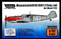 メッサーシュミット Bf109T2 コンバージョンセット