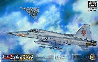 AFV CLUB 1/48 エアクラフト プラモデル F-5E タイガー 2 ROCAF(台湾空軍)