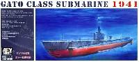AFV CLUB1/350 潜水艦米海軍 ガトー級 潜水艦 1941