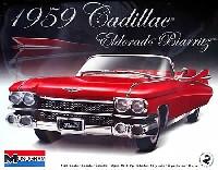 レベル/モノグラムカーモデル59 キャデラック エルドラード ビアリッツ コンバーチブル