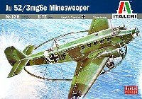 イタレリ1/72 航空機シリーズユンカースJu-52 マインスウィーパー