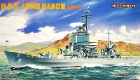 サイバーホビー 1/700 Modern Sea Power Series U.S.S. ロングビーチ CGN-9