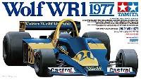 タミヤ1/20 グランプリコレクションシリーズウルフ WR1 1977