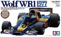 タミヤ1/12 ビッグスケールシリーズウルフ WR1 1977