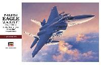 ハセガワ1/48 飛行機 PTシリーズF-15J/DJ イーグル 航空自衛隊