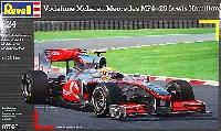 レベル1/24 F1モデルボーダフォン マクラーレン メルセデス MP4-25 (ルイス・ハミルトン)