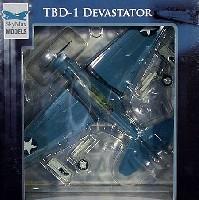 TBD-1 デバステーター ミッドウェイ海戦
