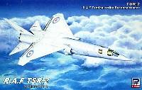 ピットロードSN 航空機 プラモデルイギリス空軍 試作爆撃機 TSR.2