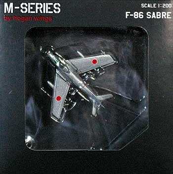 F-86F-40 セイバー 航空自衛隊 第82航空隊 第8飛行隊 岩国基地 1967年 (62-7703)完成品(ホーガンウイングスM-SERIESNo.7389)商品画像