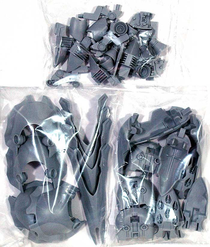 NZ-666 クシャトリヤ用レジン(Bクラブc・o・v・e・r-kitシリーズNo.2987)商品画像_2