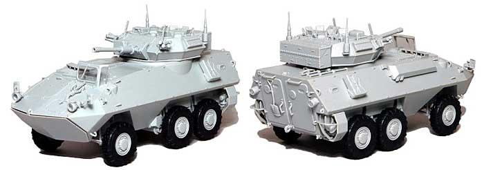 カナダ軍 クーガー 6×6 装輪装甲車 (初期型)プラモデル(トランペッター1/35 AFVシリーズNo.01501)商品画像_2