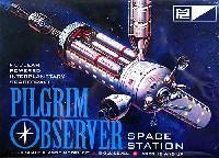 MPCプラスチックモデルキットピルグリム・オブザーバー 宇宙ステーション