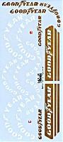 タブデザイン1/12 デカールウォルター・ウルフ・レーシング WR1 対応 タイヤロゴデカール