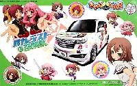 フジミきゃら de CAR~る (キャラデカール)バカとテストと召喚獣  トヨタ bB スタイリングパッケージ