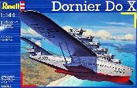 レベル1/144 旅客機ドルニエ Do X