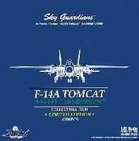 ウイッティ・ウイングス1/72 スカイ ガーディアン シリーズ (現用機)F-14A トムキャット VF-111 サンダウナーズ (NL200) Miss Molly