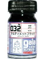 ガイアノーツガイアカラーアルティメットブラック (光沢) (No.032)