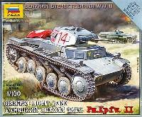 ドイツ軍 2号軽戦車