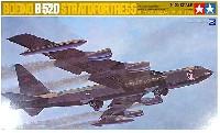 タミヤ1/100 ミニジェットシリーズボーイング B-52D ストラトフォートレス