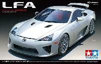 タミヤ1/24 スポーツカーシリーズレクサス LFA