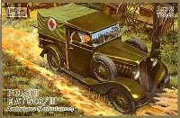 ポーランド フィアット 508/3 救急車タイプ