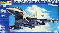 レベル1/48 飛行機モデルユーロファイター タイフーン 複座型