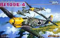 サイバーホビー1/32 ウイングテック シリーズWW.2 ドイツ空軍 Bf109 E-4