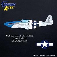 P-51B ムスタング アメリカ陸軍 352th FG Cripes a' Mighty (Lt. George Preddy)