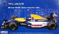 フジミ1/20 GPシリーズウイリアムズ FW14B モナコGP 1992