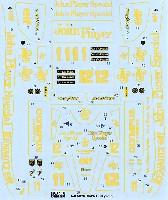 タブデザイン1/20 デカールロータス 97T フルスポンサー デカール