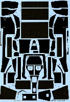 タブデザイン1/20 デカールロータス Type 97T用 カーボンデカール