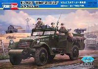 M3A1 スカウトカー 初期型