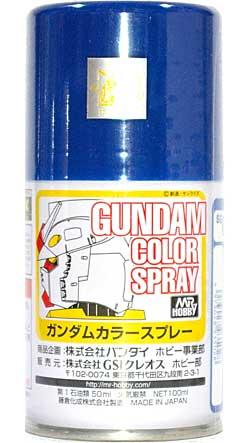 MSブルースプレー塗料(GSIクレオスガンダムカラースプレーNo.SG002)商品画像