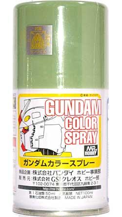 MSグリーンスプレー塗料(GSIクレオスガンダムカラースプレーNo.SG006)商品画像