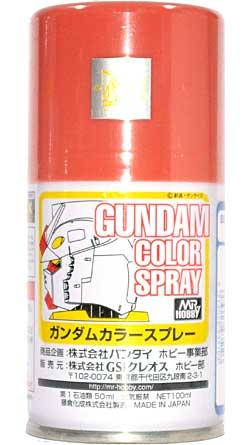 MSシャアピンクスプレー塗料(GSIクレオスガンダムカラースプレーNo.SG010)商品画像
