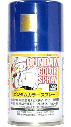 MSブルー Z系スプレー塗料(GSIクレオスガンダムカラースプレーNo.SG013)商品画像