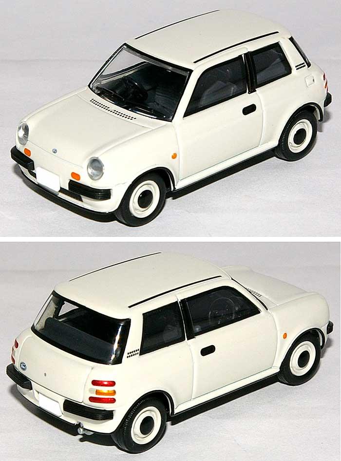 日産 Be-1 (白)ミニカー(トミーテックトミカリミテッド ヴィンテージ ネオNo.LV-N039b)商品画像_1