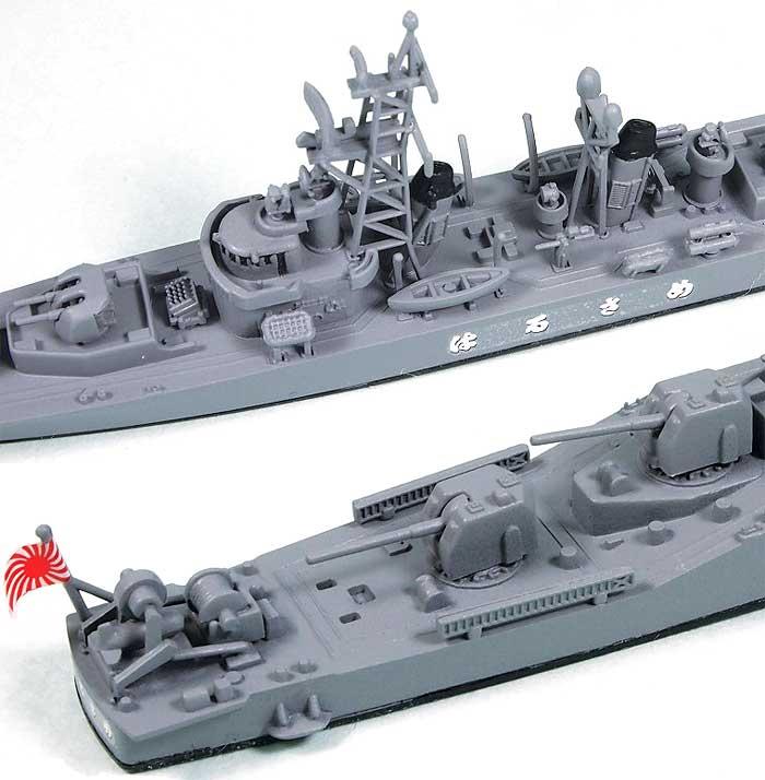 海上自衛隊 護衛艦 DD-109 はるさめ (初代)プラモデル(ピットロード1/700 スカイウェーブ J シリーズNo.J-046)商品画像_3