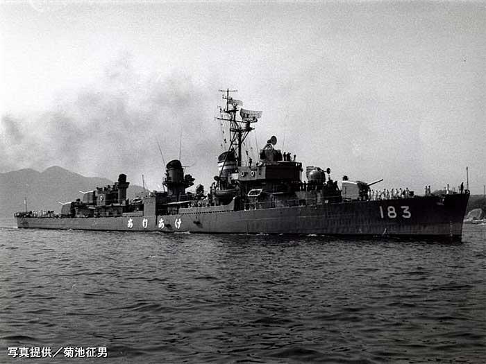 海上自衛隊 護衛艦 DD-183 ありあけ (初代) (細密化用エッチングパーツ付属)プラモデル(ピットロード1/700 スカイウェーブ J シリーズNo.SPJ-001)商品画像_3