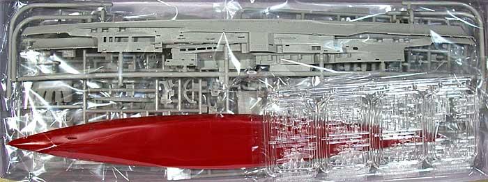 日本海軍 航空母艦 赤城 開戦時 (フルハルモデル)プラモデル(フジミ1/700 帝国海軍シリーズNo.014)商品画像_1