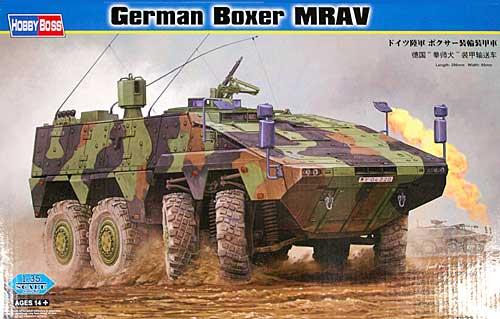 ドイツ陸軍 ボクサー装輪装甲車プラモデル(ホビーボス1/35 ファイティングビークル シリーズNo.82480)商品画像