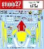 ヤマハ YZR-M1 Teck 3 #5 #11 2010 デカール