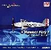 ホーカー フューリー Mk.1 イギリス空軍 第43飛行隊 K1930