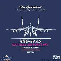ウイッティ・ウイングス1/72 スカイ ガーディアン シリーズ (現用機)MiG-29AS ファルクラム スロバキア空軍 #0921