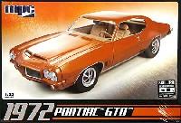 MPC1/25 カーモデル1972 ポンティアック GTO