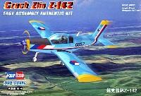 ホビーボス1/72 エアクラフト プラモデルチェコ ズリーン Z-142